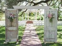 Repurpose Ideas On Pinterest Porch Posts Old Doors And