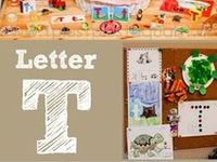 Homeschool - Preschool - Letter t