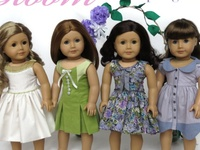 "American Girl 18"" Doll Clothes patterns"