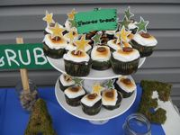 18 best images about Camping Birthday Party on Pinterest