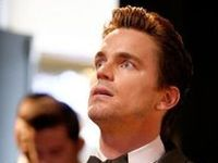 Delightful sights - mainly consists of a Matt Bomer drool-fest.
