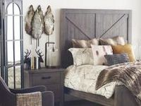 Naturalist / Soft textures, natural fibres, rope, wood and nature inspired hues.