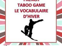 Games for French Class / This board is for French teachers, self learners of French and French conversation groups looking for ideas. Message me if you would like to be a collaborator. Just send me an email and mention the name of this board:  french@lovelearninglanguages.com