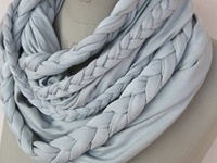 Ideetjes om sjaals te pimpen of zelf te maken