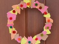 All kind of crafts and activities for children related to autumn