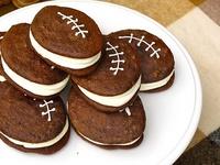 ... !!!!! on Pinterest | Football Parties, Football and Football Brownies