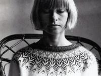 Wool. Thread. Yarn. Color. Shapes. Lines. Musings.