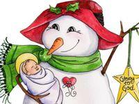 Snowmen and Women @~@