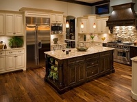 Ideas for my current and future kitchen.