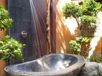 Dream Yard welcomes you to our pinterest page on outdoor shower ideas and tubs. There are some really creative designs here including my favorite. (The Doggy Bathtub). Thanks for stopping by and enjoy the rest of our boards.