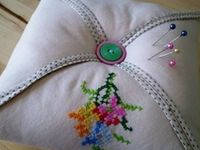 Cushions for Pins