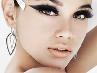 Runway/Editorial hair and makeup