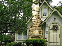 Homes And Fairytale Cottages On Pinterest Carmel By The Sea Cottage