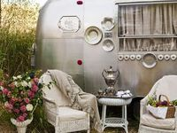 vintage campers - yes, please!