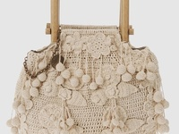 Crochet Wire Bags : ... bags inspiration on Pinterest Crocheted bags, Bags and Wire baskets