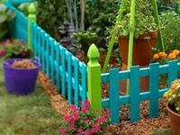Trellis~Stakes~Fence~Cage