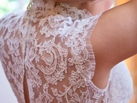 Lace is everything feminine to me!