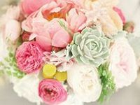 The simple JOY of pretty flowers!