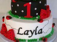 Layla's 1st birthday