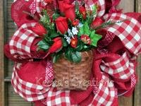 wreaths/floral