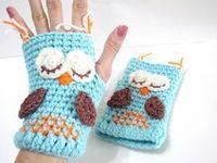Crochet Gloves & Mitts