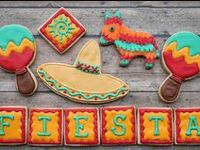 Mexican~ Day of the Dead ~ Cinco de Mayo themed party ideas