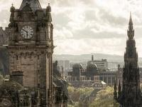 Scotland and England