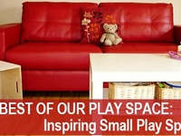 Great ideas for decorating and organising kids spaces - nurseries, bedrooms and playrooms.