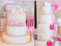 Cakes: Birthday, etc..