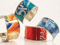 Things that can be made using thin aluminum and cans.
