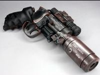 I like the way (usually inexpensive) plastic Nerf and water guns are painted, weathered, and crafted into science fiction and Steampunk weapons and guns. I think it combines all the skills of modeling, with modifying, painting and weathering. Overall, it looks like fun for any age!