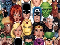 Comic Book/Cartoon Characters