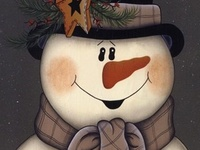 ~ In love with a Snowman~