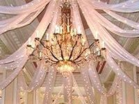 Photos of Pipe & Drape for Backdrops, Tents, Etc.