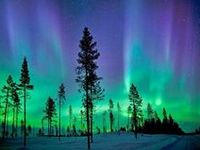 Fascinating, colorful photos of Auroras - from around the world.