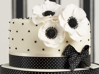 Bewitching Black Wedding Cakes