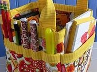 Crafts, Baskets/Buckets/Containers to Make