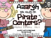 Pirate Ideas in the Classroom