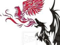 15 Best Images About Dragons And Phoenix ️ On Pinterest