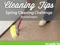 Cleaning & Home Maintenance