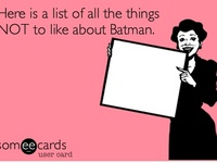 DC Universe - Because it's hard to love and adore just the Bat!Family
