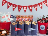 ~~ #football #baseball #party ~~ | www.imagine.willowhouse.com