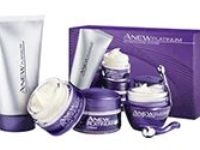 Avon's Anew skincare regimen for women and men ages 20  and over. Buy Anew Skin Care Regimes online, read reviews, find prices, and see ingredients by clicking on any of the pins below or going to www.LipstickLiz.com.
