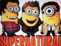 supernatural and doctor who Stuff