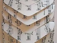 Paper art in its many artistic forms...