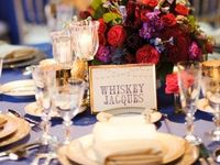 Tablescapes, Centrepieces and Place-Settings