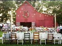 Rustic wedding decor, barn weddings, vintage inspired, rustic glamor.