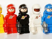LEGO: Greatest. Toy. Ever. It really is. I can think of no other toy that allows for such creativity and fun.