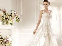 SAY YES TO THE DRESS....NO STRAPLESS GOWNS HERE