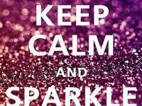 in my pink sparkle world